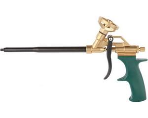 """Пистолет """"GL-Kraft"""" для монтажной пены, полностью латунный корпус, KRAFTOOL"""