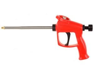 """Пистолет """"МАСТЕР"""" для монтажной пены, пластиковый химически стойкий корпус, ЗУБР"""