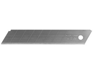 """Лезвие """"SOLINGEN"""" сменное, KRAFTOOL 09605-18-S5, сегментиров, легирован инструмент сталь, многоуров закалка, 8 сегментов, 18 мм, 5шт"""