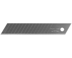 """Лезвие """"SOLINGEN"""" сменное, KRAFTOOL 09606-18-S5, сегментиров, легирован инструмент сталь, многоур закалка, 15 сегментов, 18мм, 5шт"""