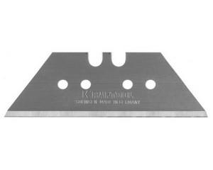 """Лезвие """"SOLINGEN"""" сменное, KRAFTOOL 09625-S5, трапец, для универ ножей, легир инстр сталь, многоур зак, тип А24, 18,7х59х0,65мм, 5шт"""