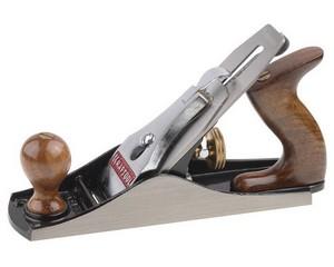 """Рубанок KRAFTOOL """"EXPERT"""" """"CLASSIC+"""" металлич, мод """"A4"""", рельефн подошва, 250мм, нож 50мм"""