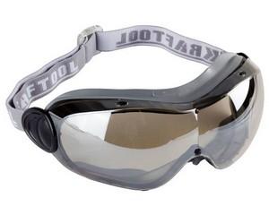 KRAFTOOL EXPERT антибликовые и антизапотевающие очки защитные с непрямой вентиляцией, закрытого типа.