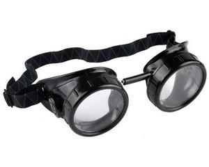 """Очки STAYER """"STANDARD"""" защитные столяра с непрямой вентиляцией, линза поликарбонатная, жесткая оправа"""