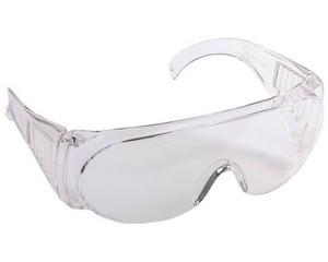 """Очки STAYER """"STANDARD"""" защитные с боковой вентиляцией, прозрачные"""