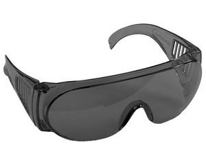 """Очки STAYER """"STANDARD"""" защитные с боковой вентиляцией, серые"""