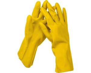 STAYER OPTIMA перчатки латексные хозяйственно-бытовые, размер S