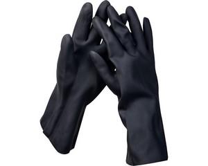 KRAFTOOL NEOPREN неопреновые индустриальные перчатки, противокислотные, размер XL