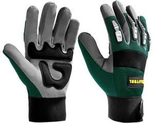 KRAFTOOL EXTREM, размер XL, профессиональные комбинированные перчатки для тяжелых механических работ.