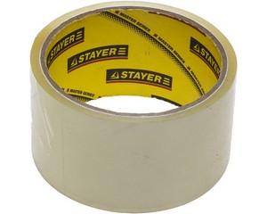 Клейкая лента, STAYER Master 1204-48-36, прозрачная, 48мм х 25м