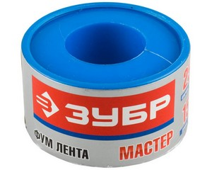 Фум лента, ЗУБР, МАСТЕР, 12373-25-040
