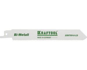 Пилка по дереву и металлу, KRAFTOOL, INDUSTRIE, 159705-U-13