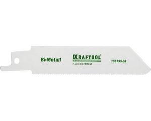 Пилка для лобзика по металлу, KRAFTOOL, INDUSTRIE, 159755-08