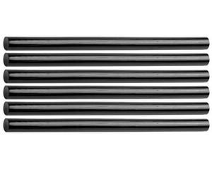 """Стержни STAYER """"MASTER"""" для клеевых (термоклеящих) пистолетов, цвет черный по ковролину и коже, 11х200мм, 6шт"""