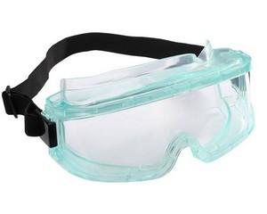 """Очки STAYER """"MASTER"""" защитные панорамные закрытого типа с непрямой вентиляцией, поликарбонатные прозрачные линзы"""