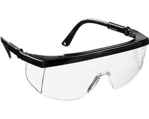 STAYER ULTRA Прозрачные, очки защитные открытого типа, регулируемые по длине и углу наклона дужки.