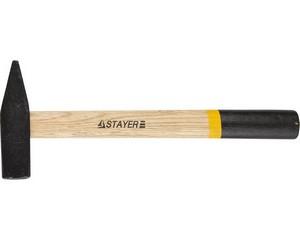 STAYER 400 г молоток слесарный с деревянной рукояткой