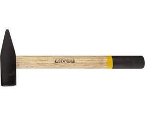 STAYER 1000 г молоток слесарный с деревянной рукояткой