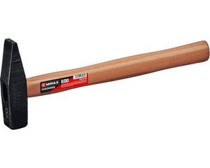 MIRAX 600 молоток слесарный с деревянной рукояткой