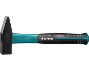 KRAFTOOL Fiberglass 1000 г молоток слесарный  с фиберглассовой рукояткой