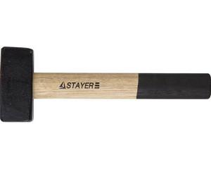 Кувалда 1 кг с деревянной рукояткой, STAYER Master 2010-10