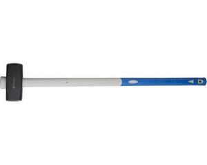 Кувалда 5 кг с фиберглассовой рукояткой и защитной резиновой манжетой, ЗУБР Профессионал 20111-5