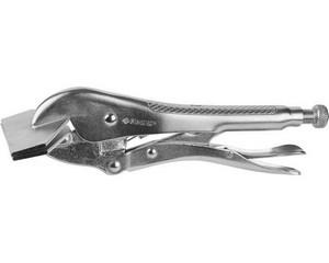 """Зажим ЗУБР """"ЭКСПЕРТ"""" жестянщика, ручной, специальный, для листового металла, 250мм"""