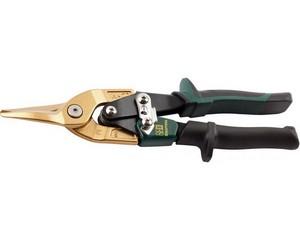 KRAFTOOL TITAN Прямые ножницы по металлу, 260 мм