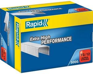 RAPID 12 мм скоба для плайера тип 73, 5000 шт