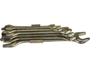 Набор гаечных ключей рожковых, STAYER, 27040-H6