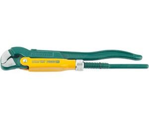 KRAFTOOL PANZER-S, №0, ключ трубный, изогнутые губки