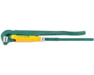 KRAFTOOL PANZER-L, №1, ключ трубный, прямые губки