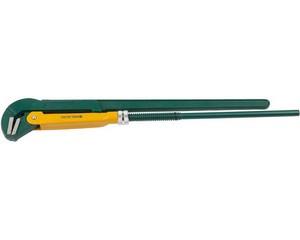 KRAFTOOL PANZER-L, №5, ключ трубный, прямые губки