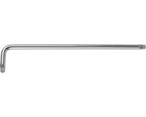 """Ключ KRAFTOOL """"INDUSTRIE"""" имбусовый, длинный, Cr-Mo, хромосатинированное покрытие, TX 30"""