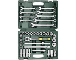 KRAFTOOL Expert 38 универсальный набор инструмента 38 предм.