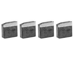 """ЗУБР 1/2"""" резцы для трубных клуппов (BSPT R), серия Профессионал"""