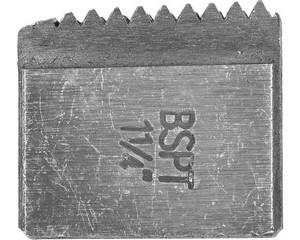 """STAYER 1""""  резцы для трубных клуппов (BSPT R)"""
