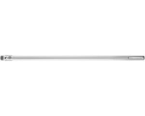 Державка ЗУБР для бур коронки с хвостовиком SDS MAX, конусное крепление центров сверла, L 600мм, резьба М22