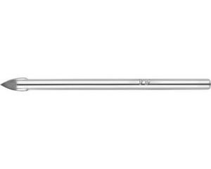 Сверло по кафелю, керамике, стеклу, с двумя режущими лезвиями, цилиндрический хвостовик, 5 мм, URAGAN 29830-05
