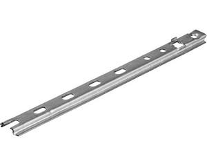 Крепеж с дистанциром для фасадной и террасной доски Планка-Волна, 190 мм, 80 шт., оцинкованный, ЗУБР