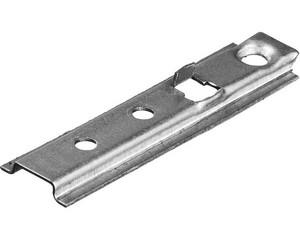 Крепеж с дистанциром для фасадной и террасной доски Планка-Волна, 75 мм, 160 шт, оцинкованный, ЗУБР