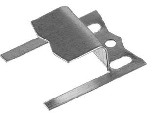 Крепеж для вагонки КЛЯЙМЕР 9.0 мм, 50 шт, ЗУБР