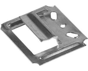 Крепеж усиленный для вагонки Кляймер-У, 4.0 мм, 25 шт, ЗУБР