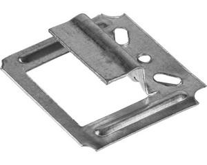 Крепеж усиленный для вагонки Кляймер-У, 7.0 мм, 25 шт, ЗУБР