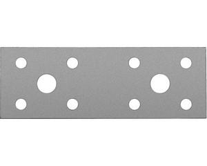 Крепежная пластина КП-2.5, 100х35 х 2.5мм, ЗУБР