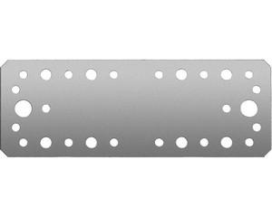 Крепежная пластина КП-2.5, 180х65 х 2.5мм, ЗУБР