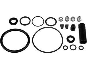 Заклепочник ЗУБР пневматический, корпус из композит материалов, для заклепок из нержав стали, 2,4-3,2-4-4,8мм