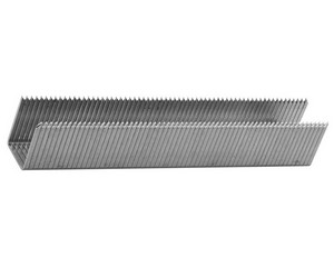 "Скобы STAYER, ""BULLDOG"" тип 140, зеленые, DP-заточка, 12мм, 500шт"