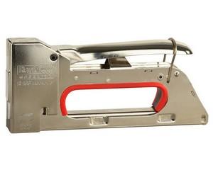 Пистолет скобозабивной, Rapid, WORKLINE, 31711-R153