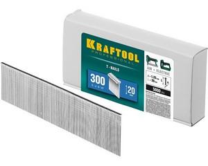 KRAFTOOL 20  мм гвозди  для нейлера тип 300, 5000 шт